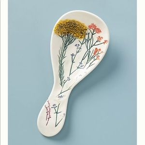 Anthropologie Dangy spoon rest
